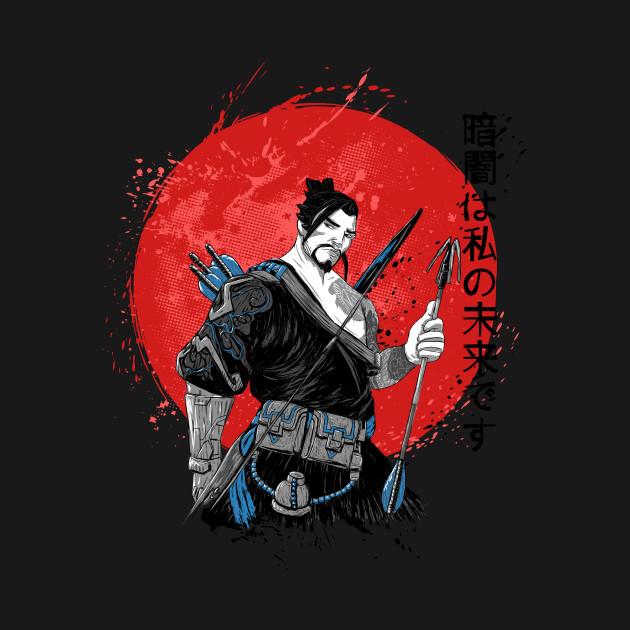 Hanzo samurai