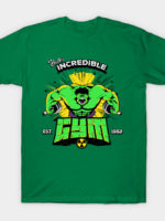 Hulk's Incredible Gym T-Shirt