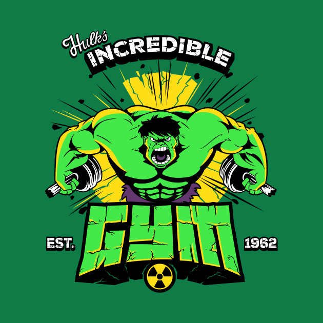 Hulk's Incredible Gym