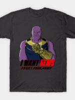 I want Gems T-Shirt