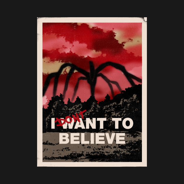 I want to believe (dont!)