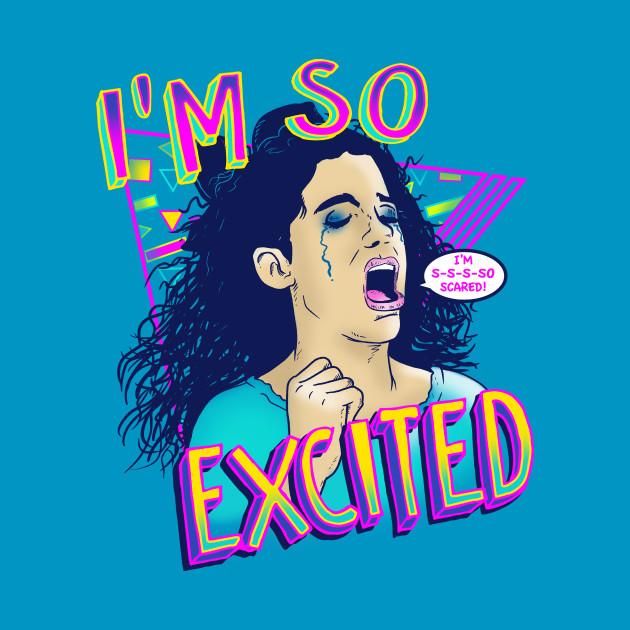 Jessie Spano I'm So Excited