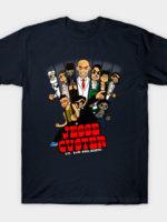 Jesse Custer vs the Religion T-Shirt