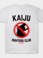 Kaiju Hunters Club T-Shirt
