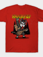 Kiss the Krampus T-Shirt