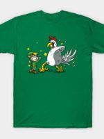 Link vs Cucco T-Shirt
