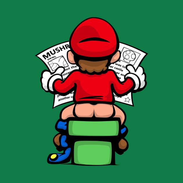 Mario's Throne