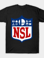 National Smash League T-Shirt