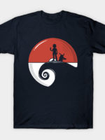Nightmare Before Trainer T-Shirt