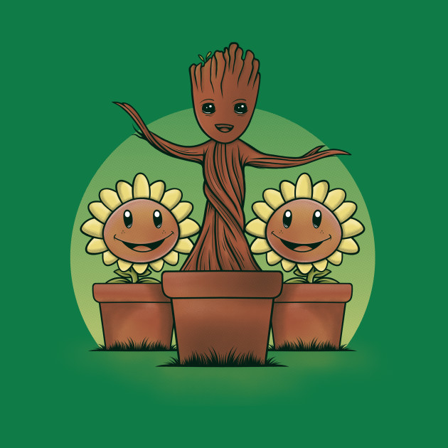 Plants vs Galaxy