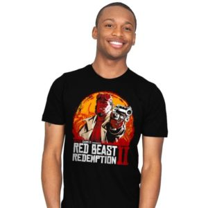 Red Beast Redemption T-Shirt