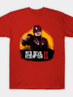 Red Devil Redemption T-Shirt