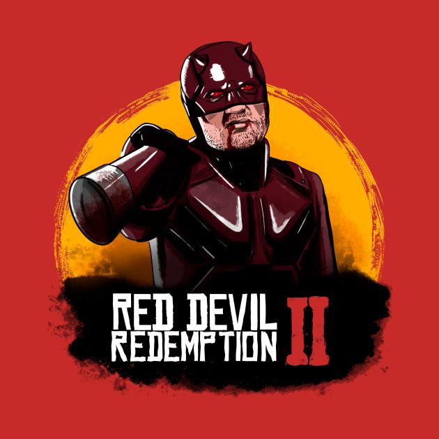 Red Devil Redemption (version Blood)