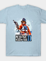 Red Five 2 - alternate version T-Shirt