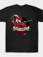 Red Mage from Final Fantasy T-Shirt