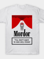 Red Mordor T-Shirt