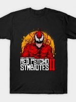 RED PSYCHO SYMBIOTES T-Shirt