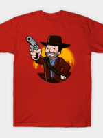 Red Vault Redemption T-Shirt