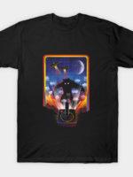 Retro Invaders T-Shirt