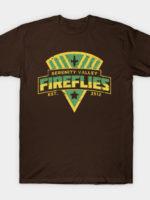Serenity Valley Fireflies T-Shirt