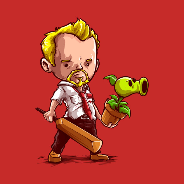 Shaun vs Zombies