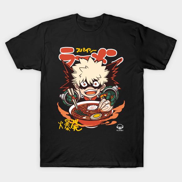 Spicy Explosion Ramen