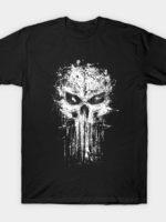 Splatter skull T-Shirt