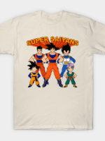 Super Saiyans T-Shirt