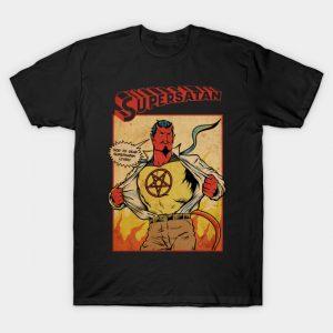 SuperSatan T-Shirt