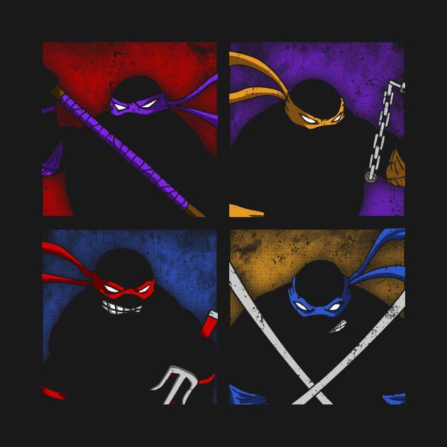 The Four Shadows
