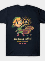 The Legendary Coffee T-Shirt