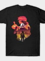 The Legends Sunset T-Shirt
