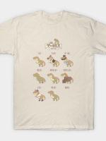 The T-Rex Expert Guide T-Shirt