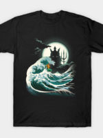The Wave of Atlantis T-Shirt