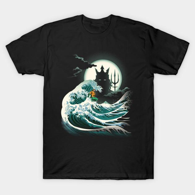 The Wave of Atlantis