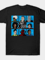 The X Force Bunch T-Shirt
