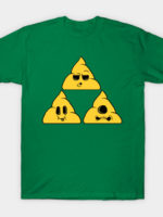 The other Triforce T-Shirt