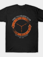 Time Travelers Club (BTTF) T-Shirt
