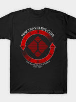 Time Travelers Club (Skynet) T-Shirt