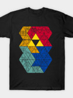 Triforce items T-Shirt