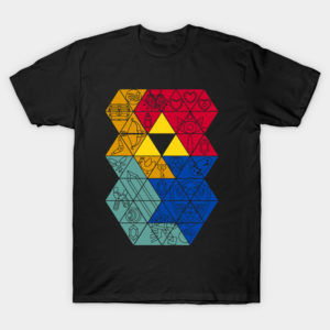Triforce items
