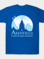 Visit Arendelle T-Shirt
