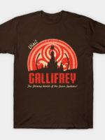 Visit Gallifrey - V2 T-Shirt