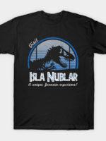 Visit Isla Nublar (World) T-Shirt