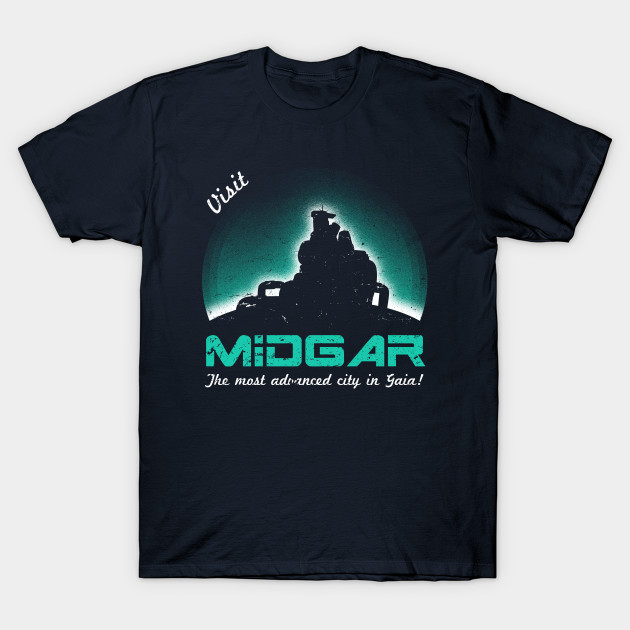 Visit Midgar