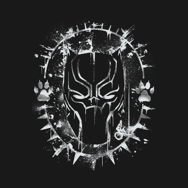 Wakanda Splatter
