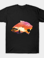 Wakanda Sunset T-Shirt