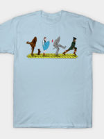 Walking of Oz T-Shirt