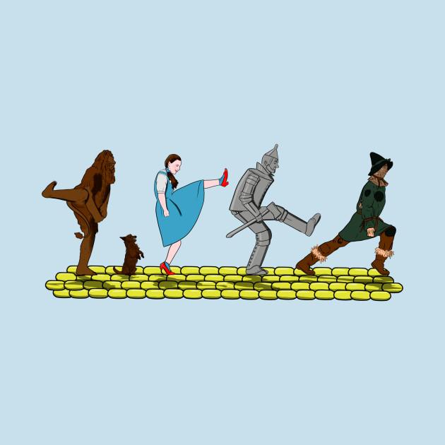 Walking of Oz
