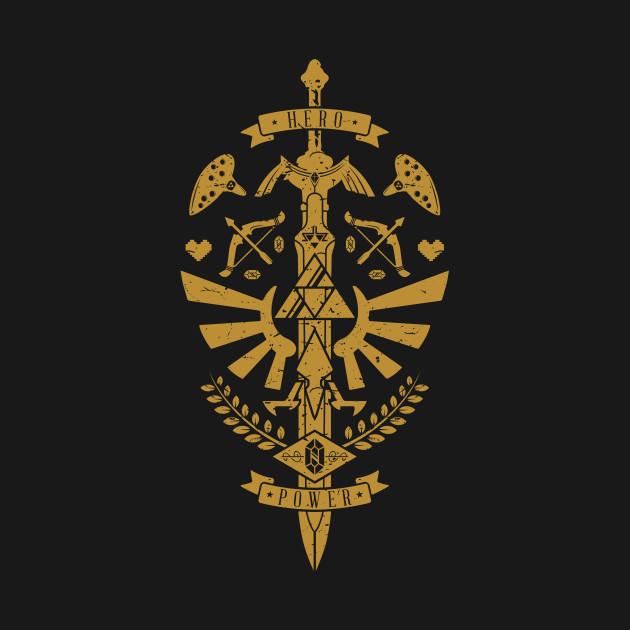 Zelda Crest
